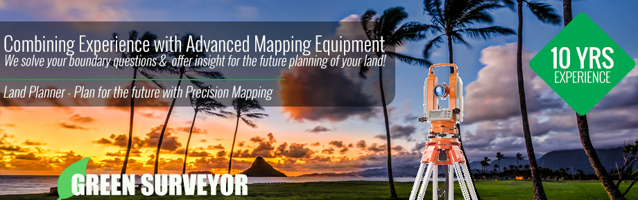 Land Surveyor Hawaii County HI